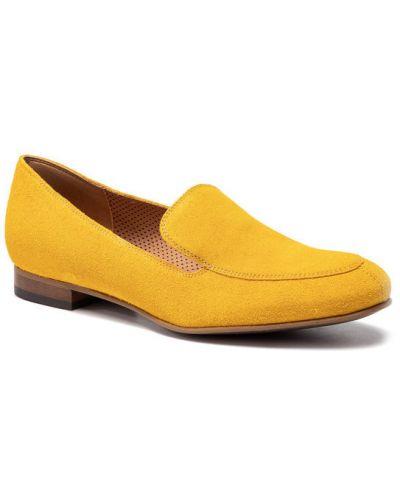 Żółte lordsy Lordsy Gino Rossi