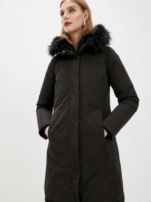 Черная куртка Hetrego