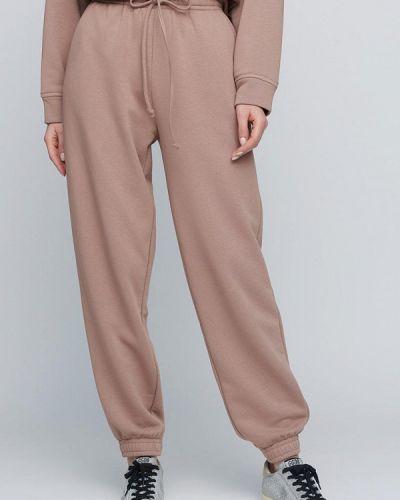 Бежевые спортивные брюки Cardo