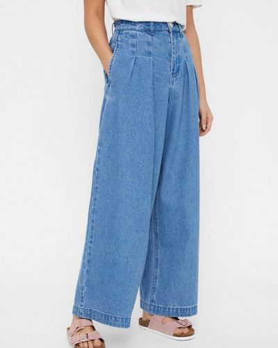 Широкие джинсы расклешенные Vero Moda