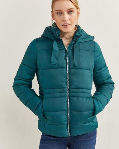 Утепленная куртка - бирюзовая Springfield