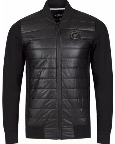 Хлопковая куртка - черная Plein Sport