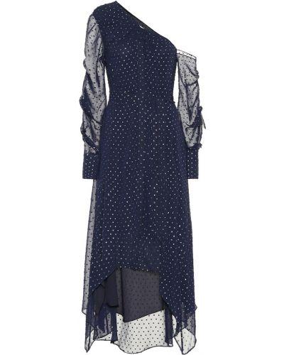 Платье мини шифоновое модерн Jonathan Simkhai