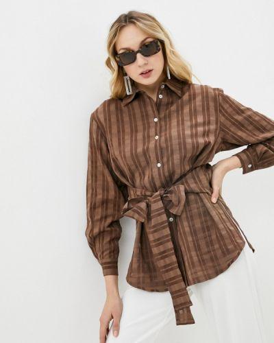 Рубашка - коричневая Alina Assi