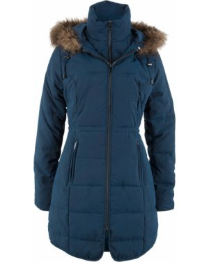 Зимняя куртка с капюшоном утепленная Bonprix