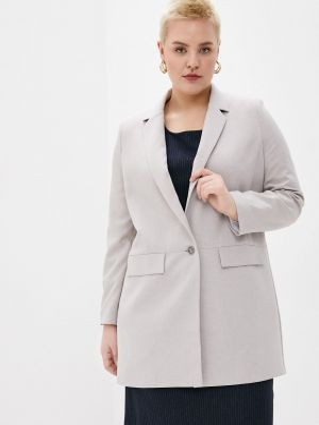 Пиджак - серый Balsako