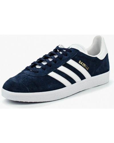 Низкие кеды замшевые Adidas Originals