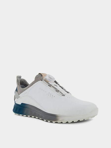 Белые кроссовки Ecco