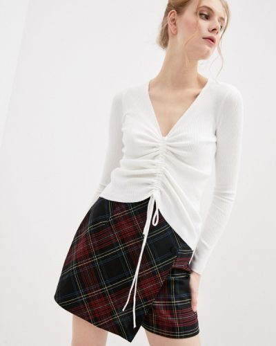 Белый пуловер B.style