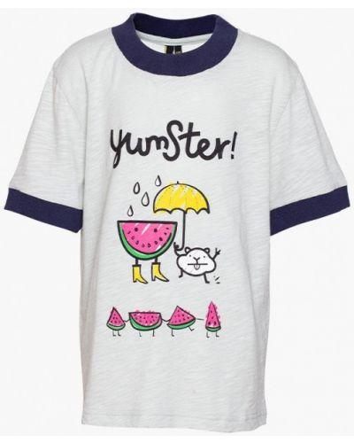 Серая футболка Yumster