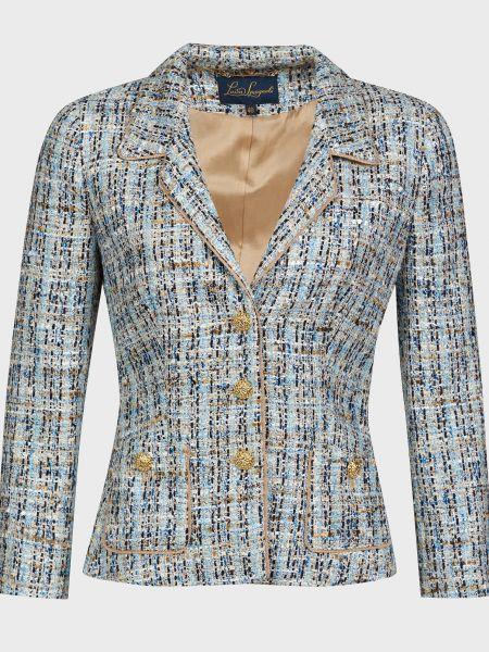 Шерстяной пиджак Luisa Spagnoli