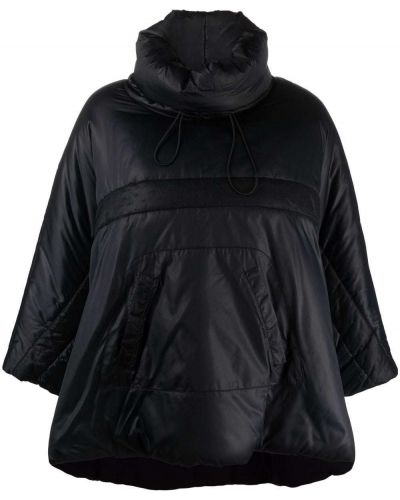 Płaszcz przeciwdeszczowy - czarny Red Valentino