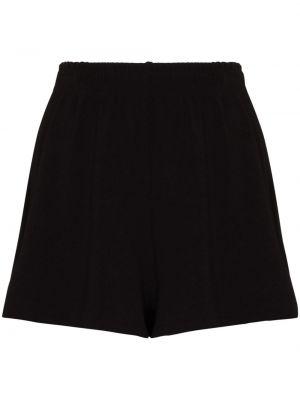 Черные нейлоновые шорты Frankie's Bikinis