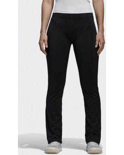 Черные спортивные брюки Adidas