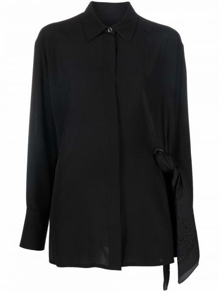 Długa spódnica - czarna Givenchy