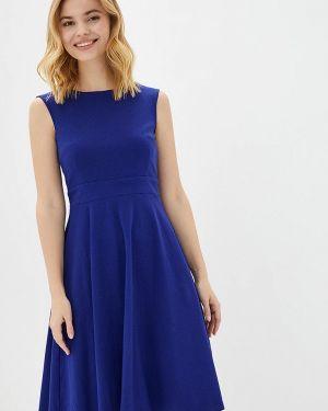 Вечернее платье - синее Jhiva