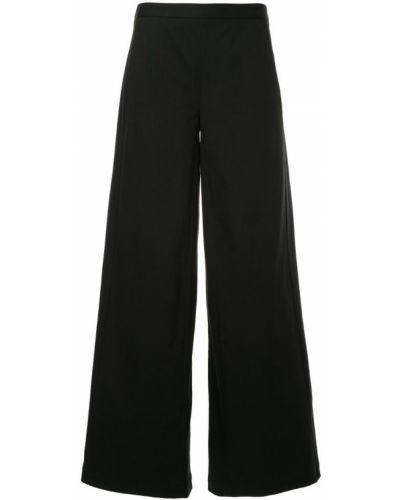 Черные свободные брюки Oyuna