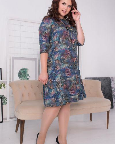Платье вельветовое платье-сарафан Olga Peltek