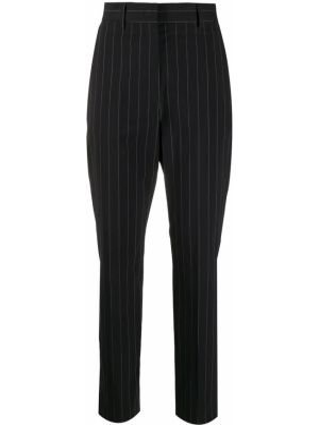 Укороченные брюки с поясом Paul Smith