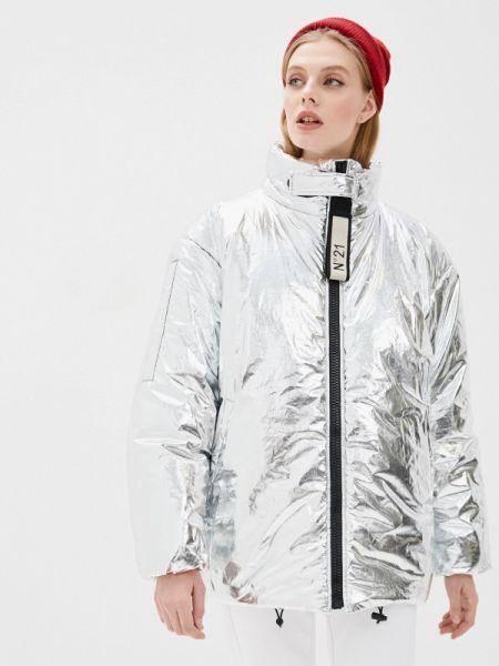 Зимняя куртка утепленная весенняя N21