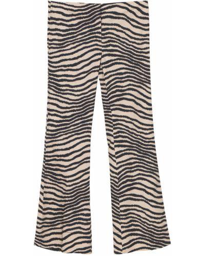 Brązowe spodnie By Malene Birger