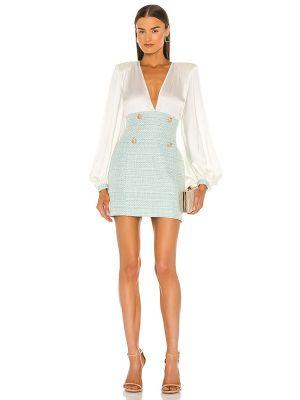 Пляжное шелковое платье с подкладкой Bronx And Banco