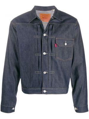 Джинсовая куртка винтажная с манжетами Levi's Vintage Clothing