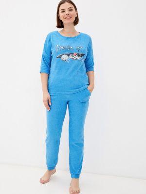 Пижама - голубая Chic De Femme