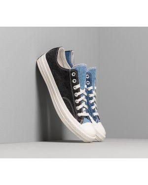 Niebieskie jeansy Converse