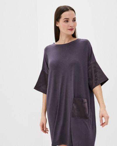 Домашнее серое платье Hays