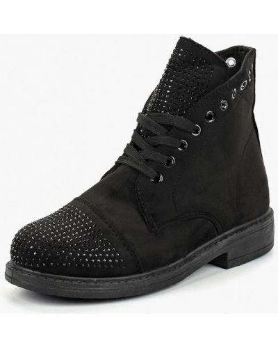 Ботинки осенние черные Bellamica