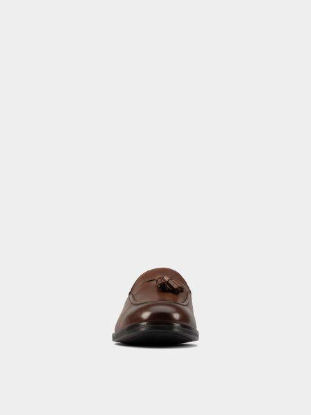 Лоферы - коричневые Clarks
