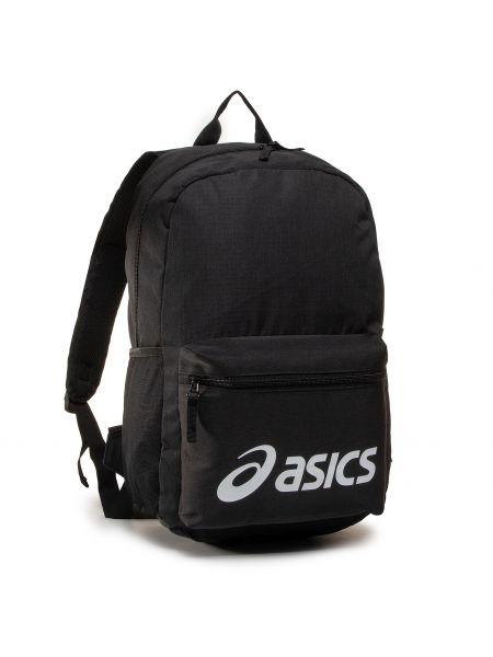 Czarny sport plecak Asics