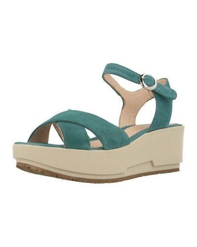 Zielone sandały Stonefly