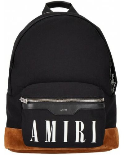 Czarna torebka Amiri