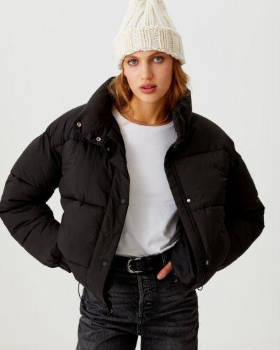 Куртка оверсайз - черная Sela
