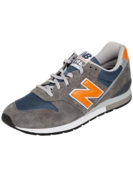 Sneakersy skorzane New Balance