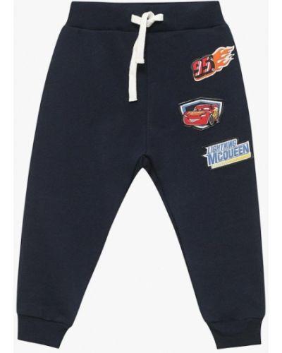 Синие брюки спортивные Name It