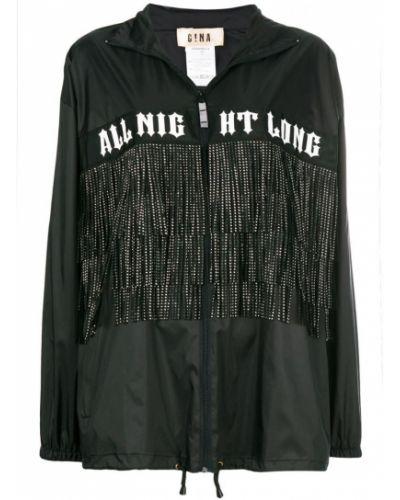 Черная куртка Gina