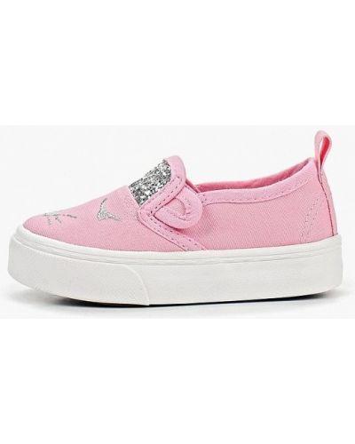 Мокасины розовый Honey Girl