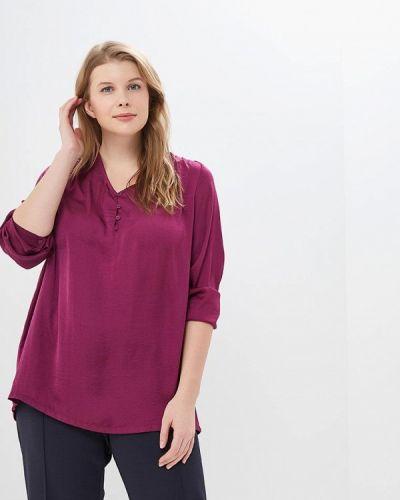 Фиолетовая блузка Rosa Thea