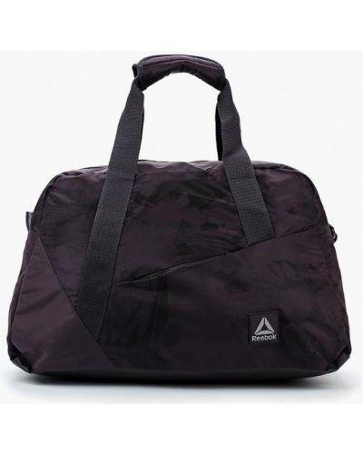 Фиолетовая спортивная сумка Reebok