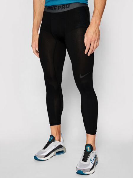 Legginsy - czarne Nike