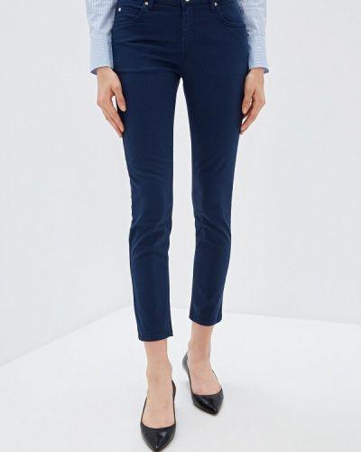 Классические брюки турецкий синие Max&co