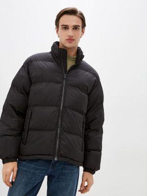 Утепленная куртка - черная Selected Homme