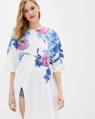 Белое платье Replay