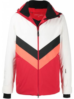 Куртка с капюшоном - красная Perfect Moment