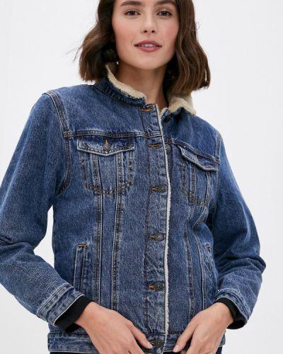 Джинсовая куртка - синяя Mossmore