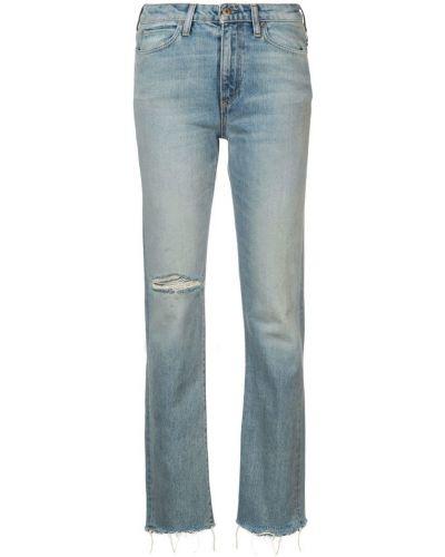 Пиджак джинсовый двубортный Simon Miller