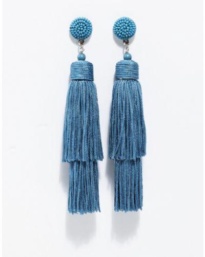 Синие серьги Parfois